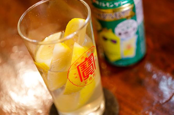 味 が 変わる レモン サワー
